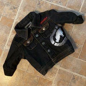 Eckō Unlimited jean jacket size baby boy 9 months
